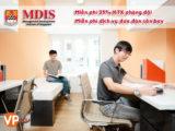 Ưu đãi khi đăng ký du học Singapore tại Học viện phát triển quản lý Singapore MDIS