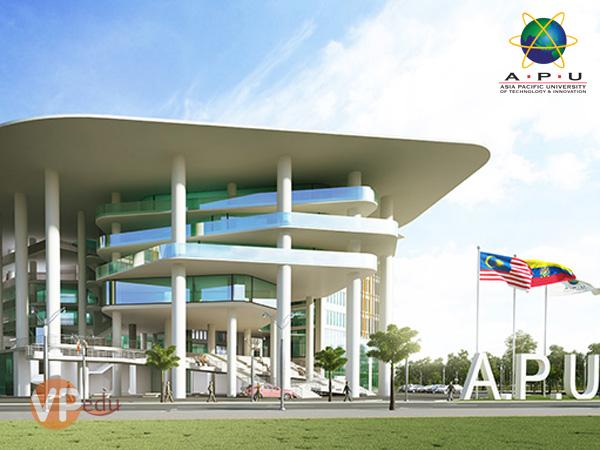 Du học Malaysia 2017 tại Đại học APU