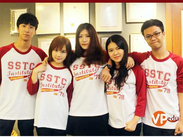Du học Singapore giới thiệu Học viện SSTC