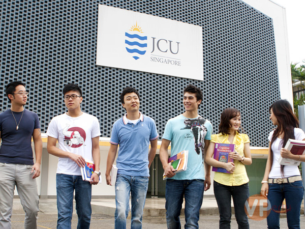 Du học Singapore tại Đại học James Cook Singapore 2017