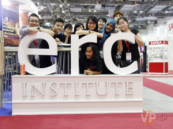 Du học Singapore tại Học viện ERC 2017