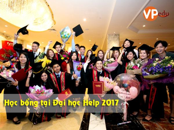Học bổng du học Malaysia 2017 tại Đại học Help