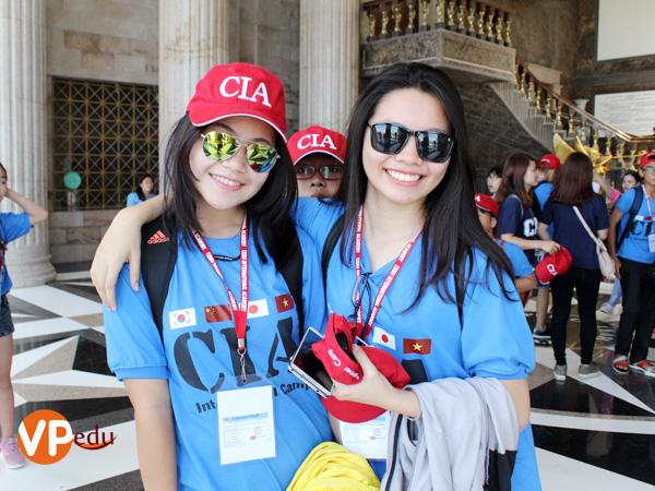 Học viện CIA trong chương trình ngoại khóa