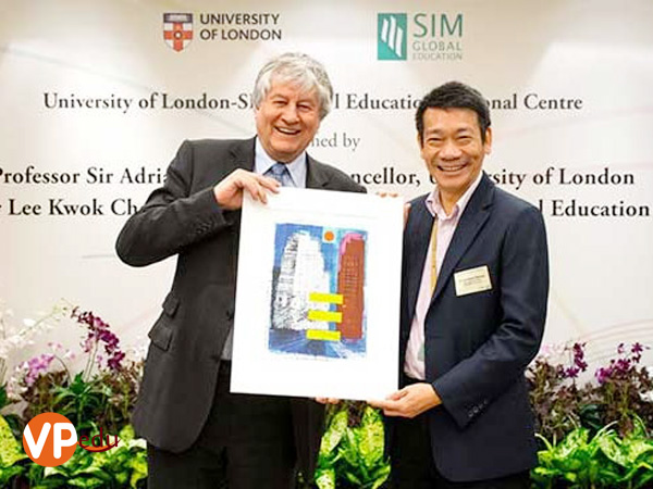 SIM Global Education hợp tác cùng University of London