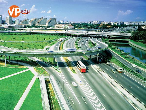 Tìm hiểu hệ thống giao thông tại Singapore