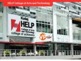 Tuyển sinh Du học Malaysia 2017 chương trình tại Help College of Arts and Technology