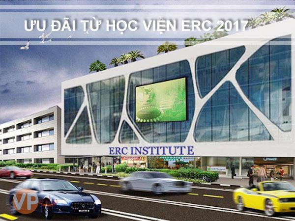 Ưu đãi du học Singapore tại Học viện ERC Singapore