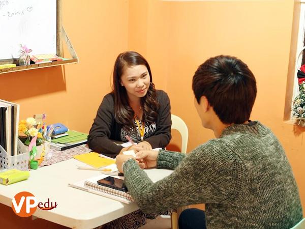 Chương trình học tiếng anh 1-1 tại trường anh ngữ Help Philippines