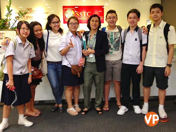 Du học Singapore chương trình luyện thi O Level, A Level tại Học viện SSTC