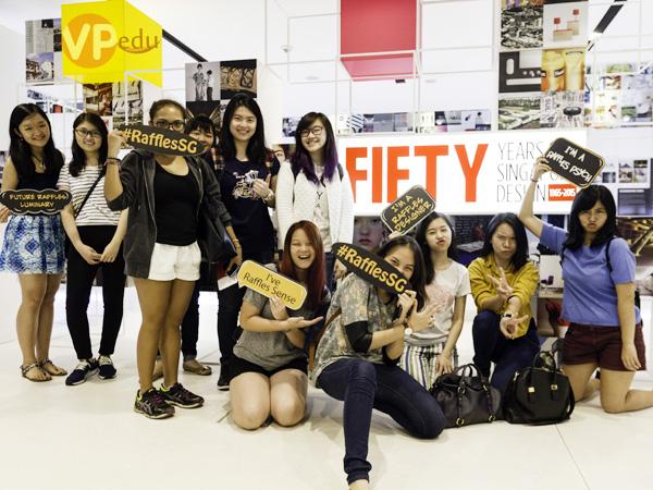 Du học Singapore học thiết kế đồ họa tại Học viện Raffles