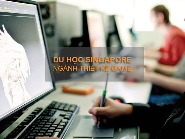 Du học Singapore ngành thiết kế Game tại Học viện Raffles