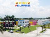 Khuôn viên trường anh ngữ OKEA Philippines