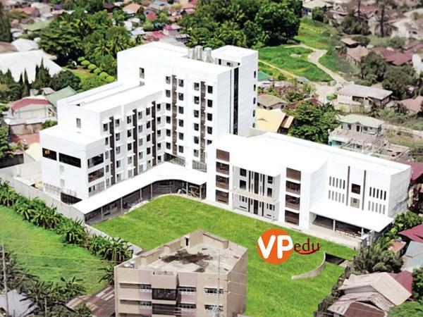 Khu học xá mới của trường anh ngữ EV Philippines