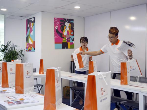 Những công tác chuận bị cuối cùng đang được Du học Việt Phương tiến hành nhanh chóng