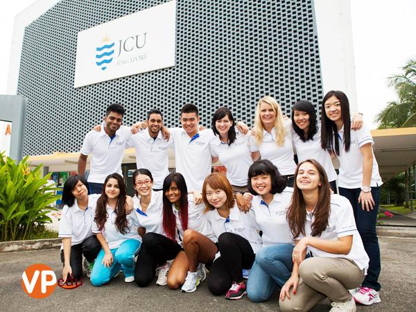 Singapore điểm đến du học lý tưởng của sinh viên các nước ở khu vực Châu Á và thế giới