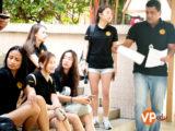 Sinh viên Học viện SDH khối ngành du lịch khách sạn tham gia các hoạt động tại trường