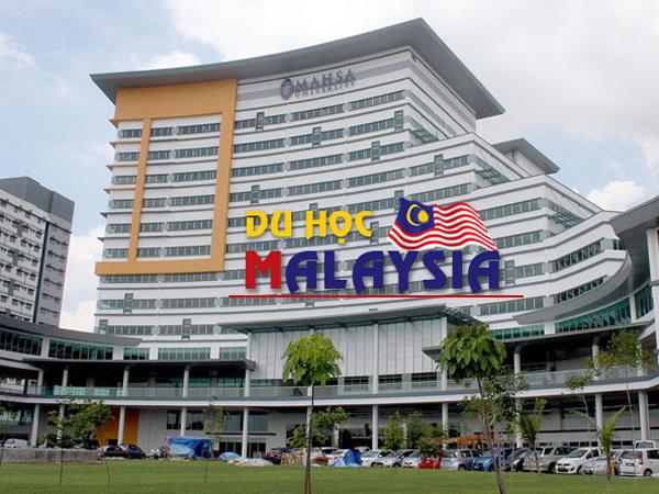 Tuyển Sinh Du Học Malaysia Tại Đại Học Mahsa 2017