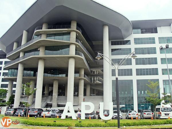 Đại học APU giảng dạy khối ngành công nghệ máy tính tốt nhất tại Malaysia cũng như khu vực Châu Á