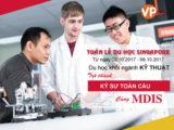 Du học Singapore trở thành kỹ sư toàn cầu cùng Học viện MDIS