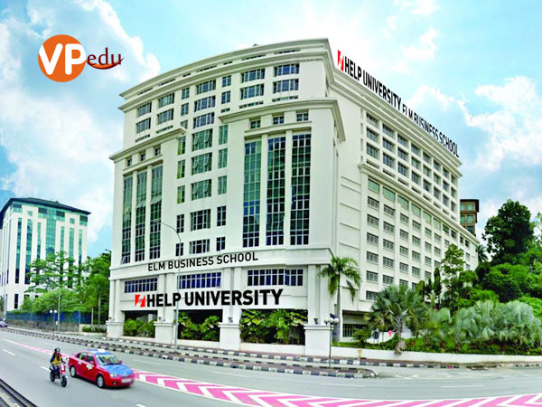 Du học tại Đại học Help
