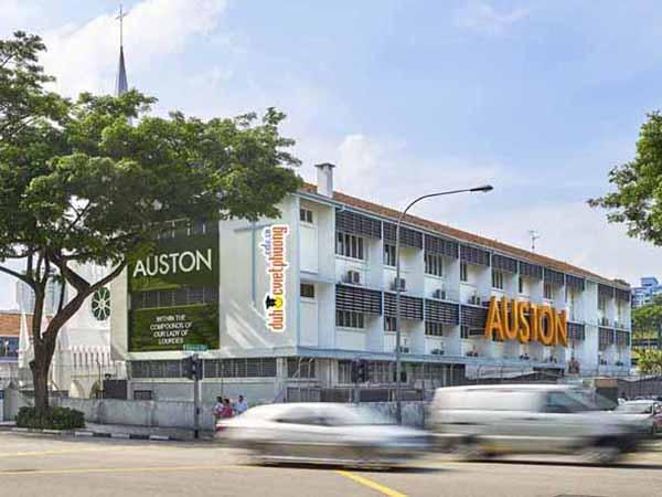 Học viện Auston Singapore là nơi học tập lý tưởng của sinh viên theo học khối ngành kỹ thuật