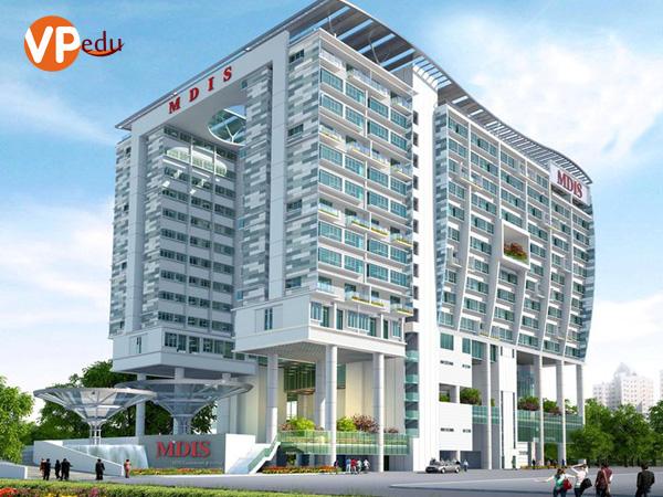 Học viện MDIS có cơ sở vật chất hiện đại bậc nhất tại Singapore