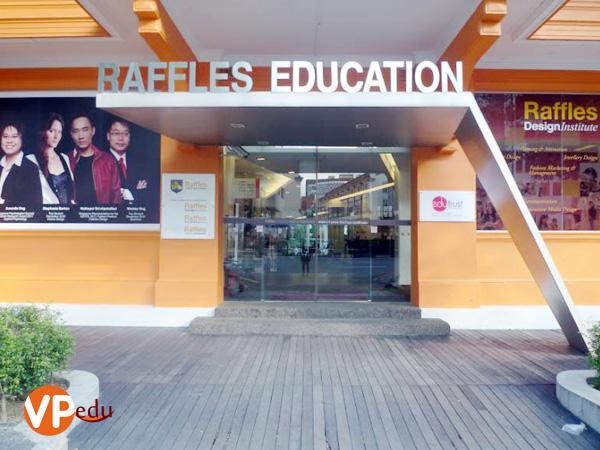 Học viện Raffles Singapore trường hàng đầu về Châu Á về khối ngành kinh tế