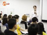 Sinh viên có nhiều cơ hội trải nghiệm và thỏa sức sáng tạo tại Học viện Raffles Singapore