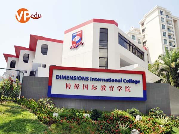 Trường Dimensions là một trong những điểm đến tuyệt vời khi du học Singapore ngành Tâm lý học