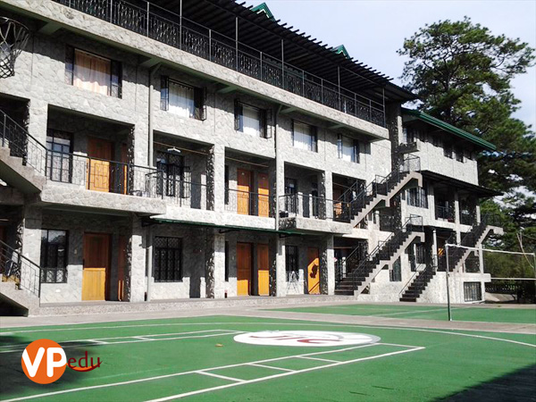 Trường anh ngữ JIC Baguio Philippines