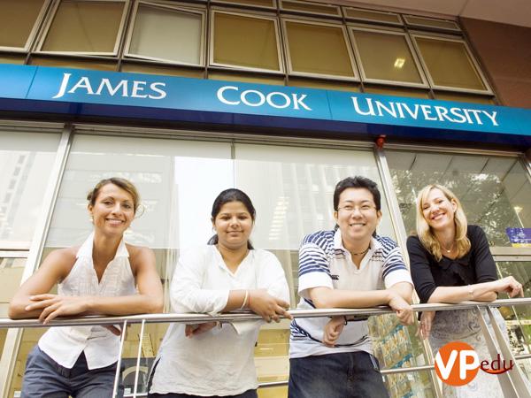 Đại học James Cook Brisbane mang đến chương trình học chất lượng cao cùng nhiều học bổng hấp dẫn cho du học sinh