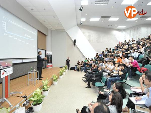 Đại học quốc tế INTI với chất lương đào tạo và bằng cấp từ các trường danh tiếng hàng đầu thế giới