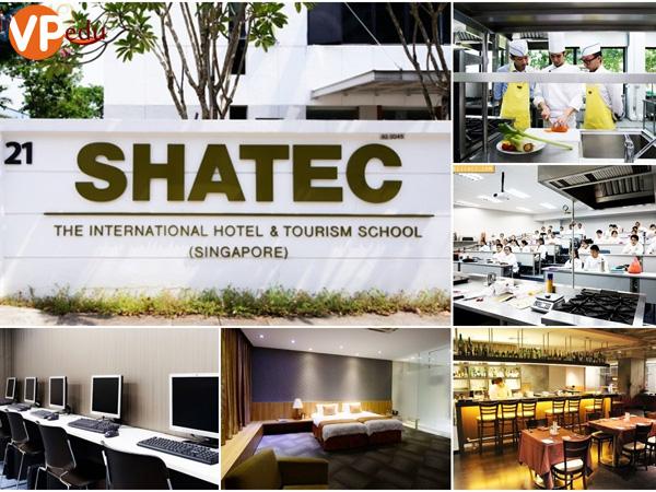 Cơ sở vật chất của trường Shatec Singapore