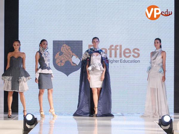 Du học Singapore ngành Marketing và Quản lý thời trang tại Raffles
