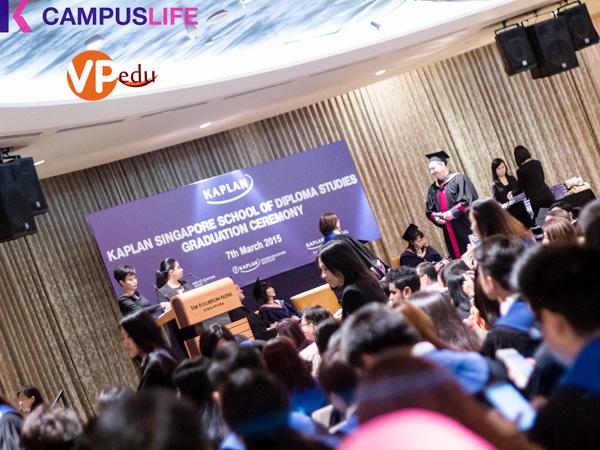 Kaplan là ngôi trường được sinh viên yêu thích nhất Singapore