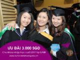 Ưu đãi du học Singapore tại Học viện EASB cuối năm 2017