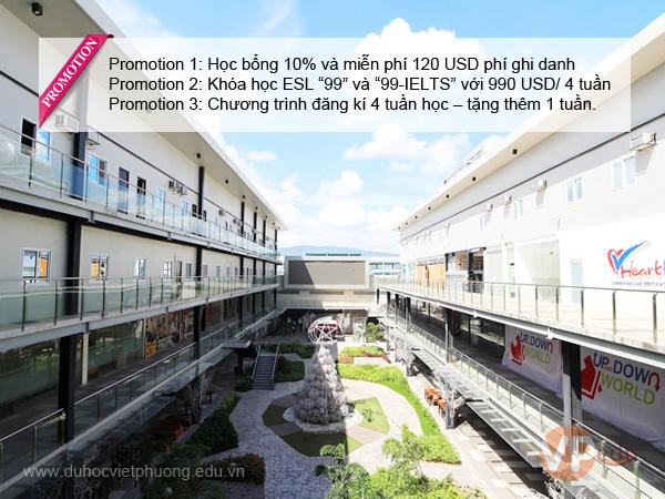 767e2ef0d0629 Ưu đãi học phí du học Philippines tại trường anh ngữ IDEA 2018