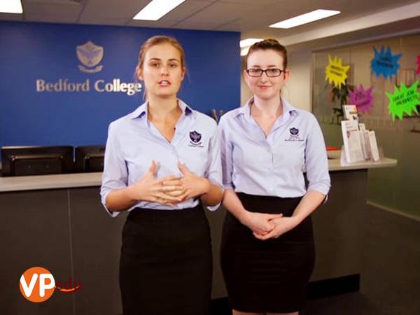 Bedford college thu hút lượng sinh viên quốc tế lớn theo học tại đây