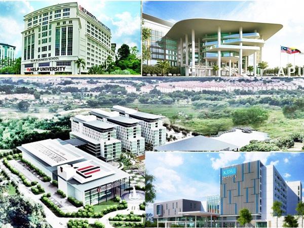 Các trường đại học Malaysia có cơ sở vật chất hiện đại đáp ứng mọi nhu cầu học tập và nghiên cứu