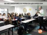 Du học Singapore 2018 ngành du lịch khách sạn tại Học viện SDH
