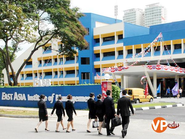Học viện EASB với cơ sở vật chất hiện đại và khang trang