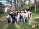 Tại trường anh ngữ A&J Trường Giang được trải nghiệm môi trường đa ngôn ngữ từ các học viên quốc tế