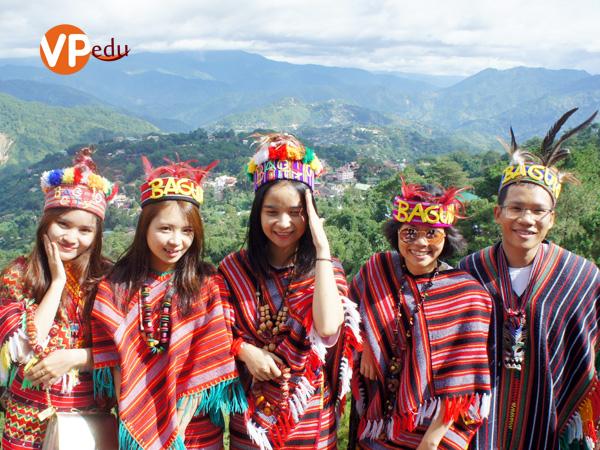 Trường A&J hàng tuần tổ chức City Tour đến các điểm tham quan tại thành phố Baguio