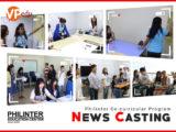 Chương trình học ứng dụng News Casting tại trường anh ngữ Philinter Philippines