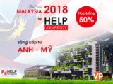 Du học Malaysia nhân bằng Anh, Mỹ tại Đại học Help
