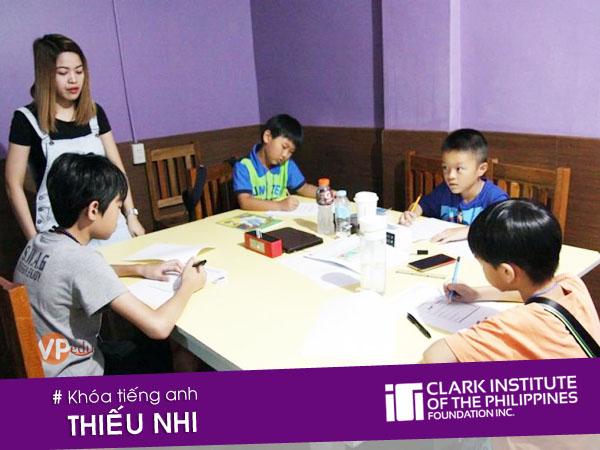 Du học Philippines khóa tiếng anh thiếu nhi tại trường anh ngữ CIP