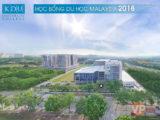 Học bổng du học Malaysia 2018 tại Đại học KDU