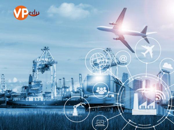 Logistics đóng vai trò quan trọng trong sản xuất và lưu thông hàng hóa
