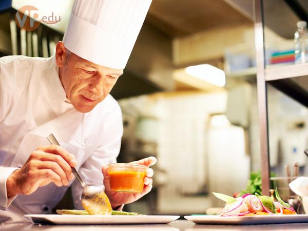 Nghề đầu bếp là một trong những ngành Hot và có tiềm năng phát triển lớn trong tương lai