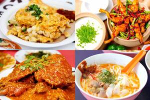 Những món ăn không thể bỏ qua khi đến Singapore